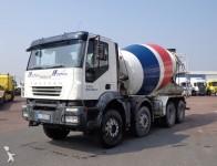 Photo camion béton