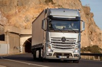 Photo camion Mercedes