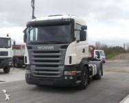 Photo tracteur Scania