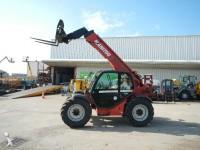 Photo de chariot élévateur de chantier