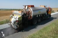 Répandeuse à bitume - Répandeuse à asphalte