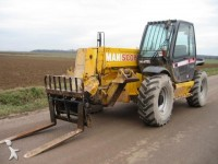 Telescopic handler picture