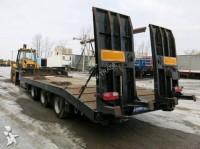 Heavy equipment transport