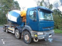 Concrete truck picture