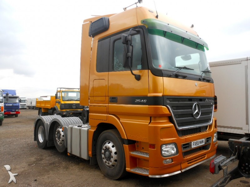 Used tractor unit, 11051 ads of second hand tractor unit, tractor ...