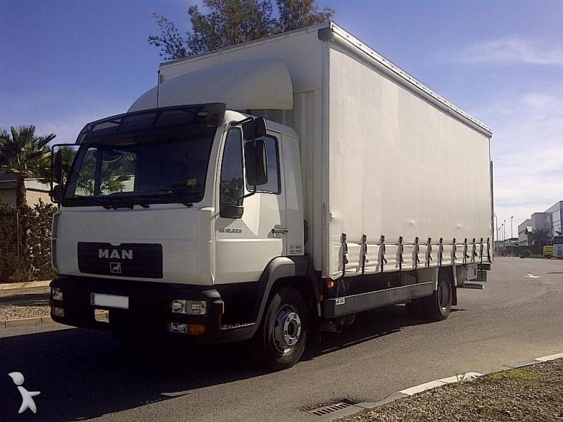 Camiones De Segunda Mano 14999 Camiones De Ocasion Camiones Usados