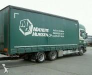 Foto camion lonas deslizantes