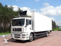 Zdjęcia ciężarówka chłodnie