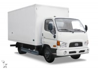 Фотографии Грузовик фургон