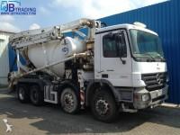 Foto vrachtwagen betonwagen