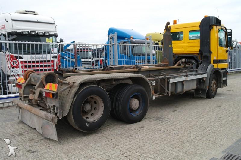 vrachtwagen tweedehands