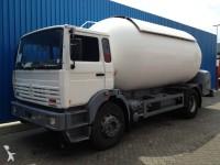 Foto vrachtwagen tank