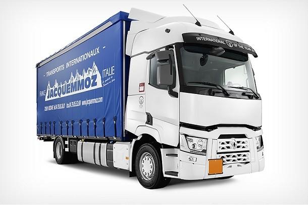 Camions renault gamme t gamme et mod les for Interieur camion renault t