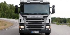 Camions Scania P : gamme et modèles